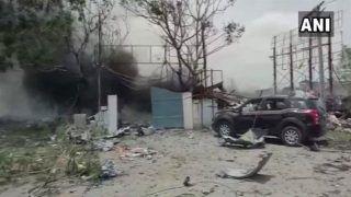 11 Dead in Blast at Firecracker Factory in Telangana's Warangal; Rescue Ops Underway