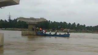 Andhra Pradesh: Two Hospitalised, Several Missing as Boat Carrying 40 People Capsizes in East Godavari; Search Operation Underway