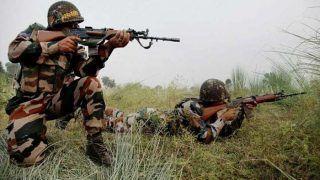 बीएसएफ ने पाकिस्तानी घुसपैठिए को मार गिराया