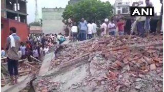 आफत की बारिश: सहारनपुर में मकान ढहा, एक ही परिवार के आधा दर्जन लोगों की दर्दनाक मौत