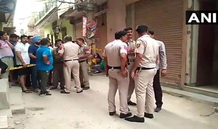 11 bodies recovered at a house in Delhi's Burari