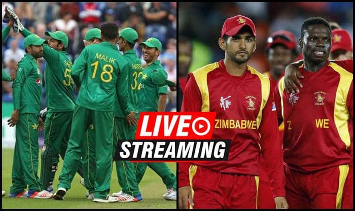 T20 tri-series: Pakistan win toss, opt to bowl against Zimbabwe