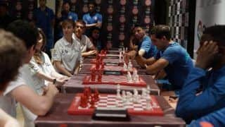LaLiga World Tournament: Girona FC take On The Best Of India And Spain At Chess