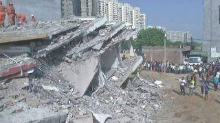 ग्रेटर नोएडा: शाहबेरी में इमारत गिरने के बाद 74 बिल्डरों के खिलाफ एफआईआर