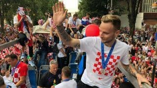 FIFA World Cup 2018 Runners-Up Welcomed as Heroes in Croatia