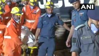 Greater Noida Building Collapse: 8 Bodies Recovered, Narrow Lanes, Crowd Hamper Rescue Operations