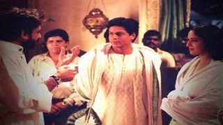'देवदास' को याद कर इमोशनल हुई माधुरी, शाहरुख ने कहा, मार डाला