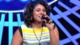 Indian Idol 10: इस कंटेस्टेंट का गाना सुनकर जज मारने लगे सीटियां, देखें VIDEO