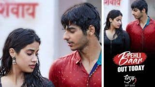 Dhadak Song Pehli Baar: Janhvi Kapoor And Ishaan Khatter's Romantic Number Is The Love Song Of The Year
