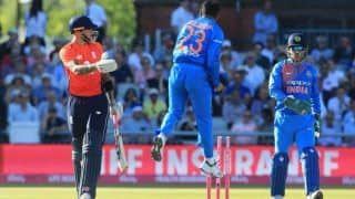 India vs England: Yet Another Milestone For MS Dhoni As He Surpasses Pakistan's Kamran Akmal To Inflict Most Stumpings in T20Is