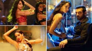 Dilbar: Nora Fatehi's Sexy Belly Dance Number For Satyameva Jayate Becomes The Fastest to Hit 100 Million; Twitterati Amazed