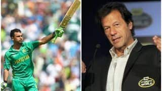 Fakhar Zaman Gets Congratulatory Message From Imran Khan After Scoring ODI Double Century, Thanks 'To Be Prime Minister 'For His Greetings