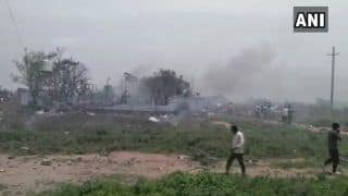Blast at Firecracker Factory in Warangal, 11 Dead: Here's What we Know so Far