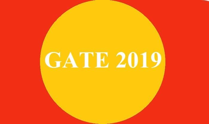 Gate Results 2019 Wikipedia: GATE Exam 2019: IIT Madras Declared Results Of Graduate