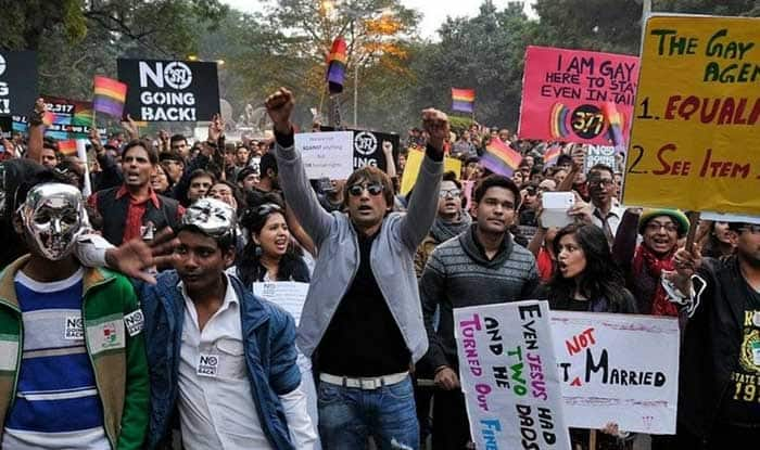 Campaigner: 'Legalising gay sex in India would threaten national security'