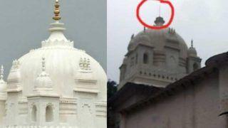 300 साल पुराने राम-जानकी मंदिर से 55 किलो वजनी स्वर्ण कलश चोरी, कीमत Rs.15 करोड़