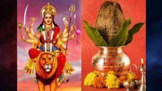 Shardiya Navratri 2020 Calendar: शारदीय नवरात्रि में किस दिन किस देवी की होगी पूजा, घटस्थापना का शुभ मुहूर्त...