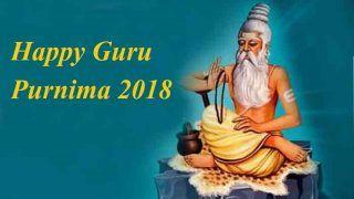 Happy Guru Purnima 2018: Celebrate The Sacred Relation Between Guru and Pupil