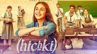 Rani Mukerji's Hichki to Release in Russia on September 6