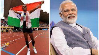 Prime Minister Narendra Modi, President Ram Nath Kovind, Rahul GandhiCongratulate Athelete Hima Das On Her Historic Feat