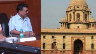 दिल्ली की आप सरकार और एलजी की खींचतान पर गृह मंत्रालय ने दी ये सफाई