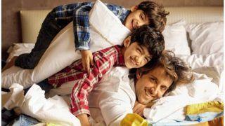 Zindagi Na Milegi Dobara Clocks 7 Years, Hrithik Roshan's Road Trip With Sons Hrehaan And Hridhaan Will Remind You Of 'Khaabon Ke Parinday' - Watch Video
