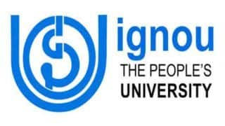 IGNOU Result December 2018 Released at ignou.ac.in