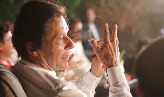 Imran Khan declares victory in Pakistan election despite accusations of rigging