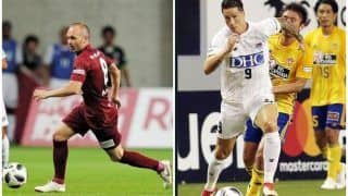 Hard Luck For Andres Iniesta, Fernando Torres in Debut Japanese League Matches