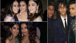 Akash Ambani - Shloka Mehta Engagement: Shah Rukh Khan, Aishwarya Rai Bachchan, Ranbir Kapoor, Alia Bhatt, Parineeti Chopra's Inside Pictures Out
