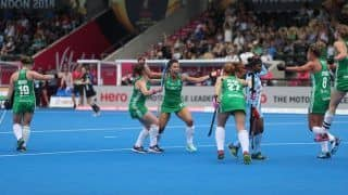 Live Updates, Women's Hockey World Cup 2018, India vs Ireland: Ireland Beat India 1-0 to Enter Quarter-Finals