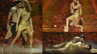 Video: ईशा गुप्ता और सलमान खान का कामुक डांस, नज़र हट जाए तो कहना
