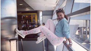 Dabangg Tour: It's A Wrap! Jacqueline Fernandez Does Celebratory Dance On Her Way Back Home