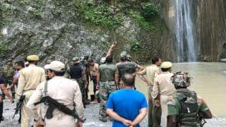 Jammu And Kashmir: Seven Killed, Several Injured in Landslide Near Siar Baba Waterfall in Reasi