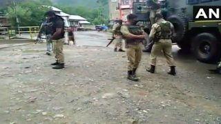 श्रीनगर: प्रदर्शन के दौरान घायल हुए कश्मीरी युवक की अस्पताल में मौत, कई इलाकों में फिर से बैन