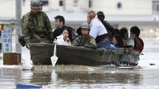 Japan: 81 Dead, 8 Injured, Around 57 Missing After Torrential Rains Hit Country