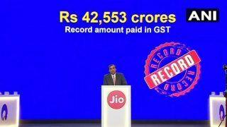 RIL 41st AGM LIVE: 3 हजार रुपये में jio 2 फोन लाॅन्च, 15 अगस्त से होगा उपलब्ध
