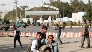 अफगानिस्तान: काबुल एयरपोर्ट पर इस्लामिक स्टेट का आत्मघाती हमला, 14 की मौत और 60 घायल
