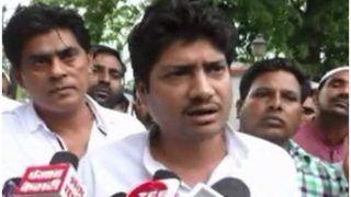 कैराना विधायक नाहिद हसन पर गैंगरेप पीड़िता को धमकाने का आरोप, एसएसपी से शिकायत