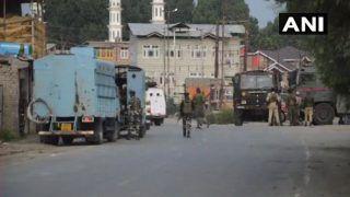 जम्मू-कश्मीर: पुलिस जवान सलीम शाह की हत्या करने वाले तीन आतंकी एनकाउंटर में ढेर, सर्च अभियान जारी