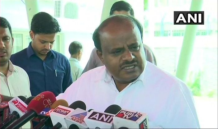 HD Kumaraswamy - File Photo