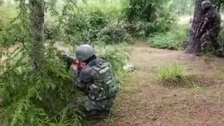 Jammu And Kashmir: One Militant Killed in Encounter in Kupwara; Operation Underway
