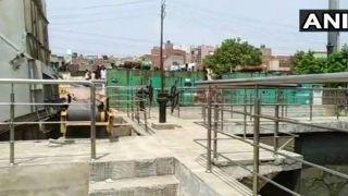 गाजियाबाद में पंपिंग स्टेशन के अंदर जहरीली गैस से दम घुटने पर तीन सफाईकर्मियों की मौत