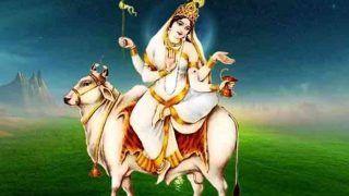 Chaitra Navratri 2021, Day 1, April 13: Goddess Shailputri Puja, Bhog, Mantra and Vidhi