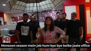 Mumbai Geli Khadayat: RJ Malishka Takes a Dig at BMC Yet Again With a Zingat Song on Mumbai Rains and Potholes
