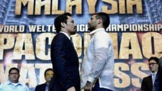 Manny Pacquiao, Lucas Matthysse Predict Action-PackedWelterweight Title Fight