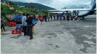 नेपाल में 1500 भारतीय मानसरोवर यात्री फंसे, एक की मौत, बचाव कार्य में मुश्किलें