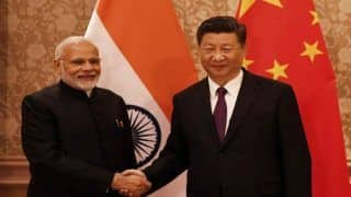 PM Narendra Modi, China President Xi Jinping in Johannesburg, Agree to Maintain Peace And Tranquillity in Border Areas