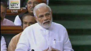 पीएम मोदी ने की राहुल गांधी की एक्टिंग, कहा- जल्दी क्या है कि यहां आकर कहने लगे... उठो, उठो, उठो