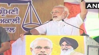 PM Modi at Kisan Kalyan Rally: Government Committed to Help Farmers Increase Income by 2022